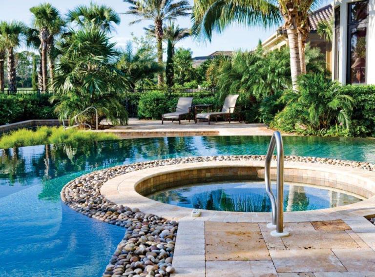 Sunsation Pools Custom Luxury Pools